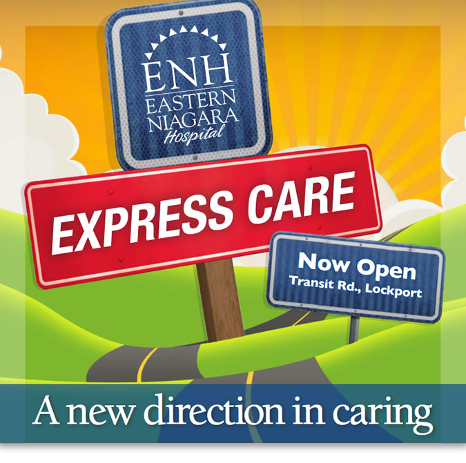 Express Care - Eastern Niagara Health Systems